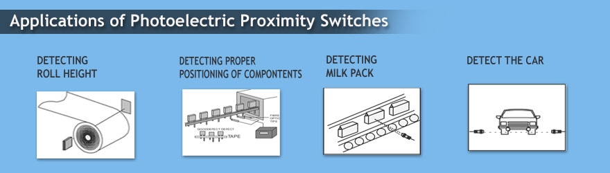 Photoelectric Proximity Switches